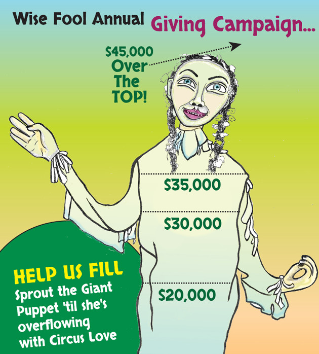 Annual Giving Campaign is Happening!