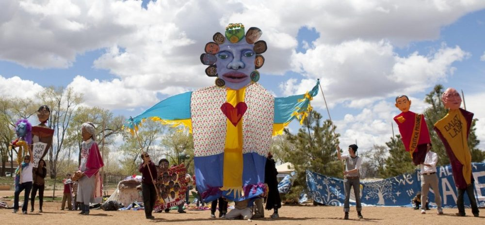 IGNITE! Join in our free puppet build and performance!