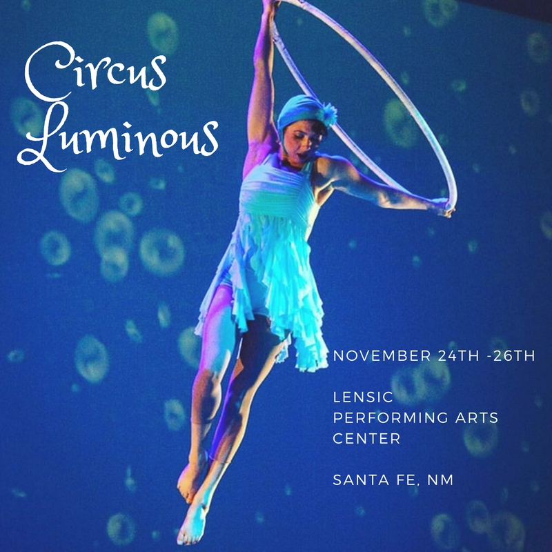 Wise Fool presents Circus Luminous!