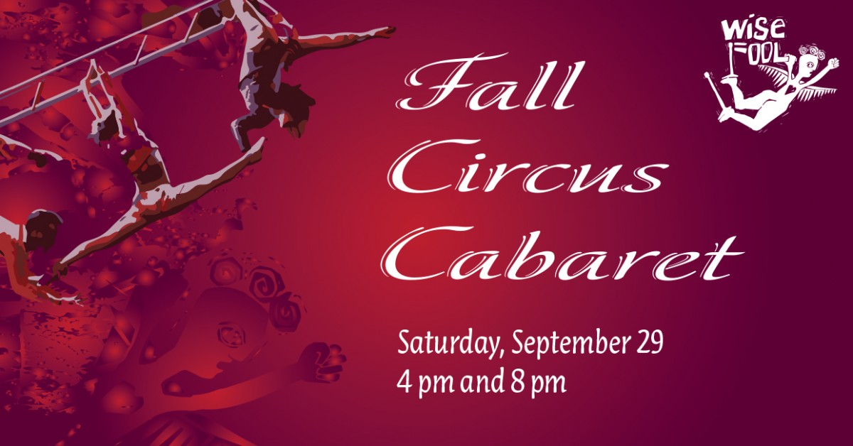 Second Annual Fall Cabaret