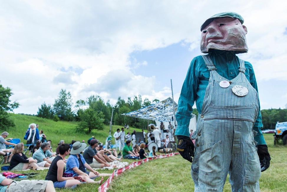 Bread and Puppet Theater comes to Wise Fool