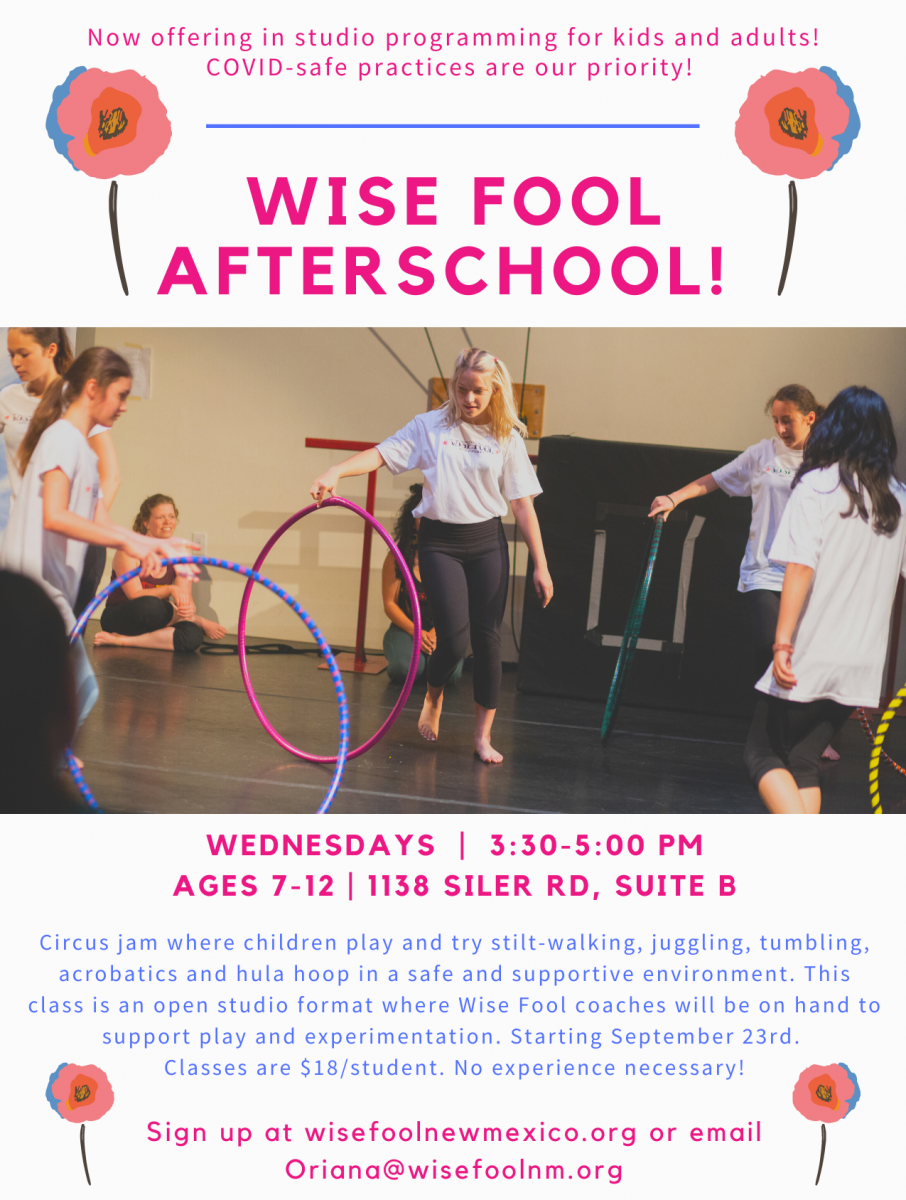 Wise-Fool-NM-Afterschool